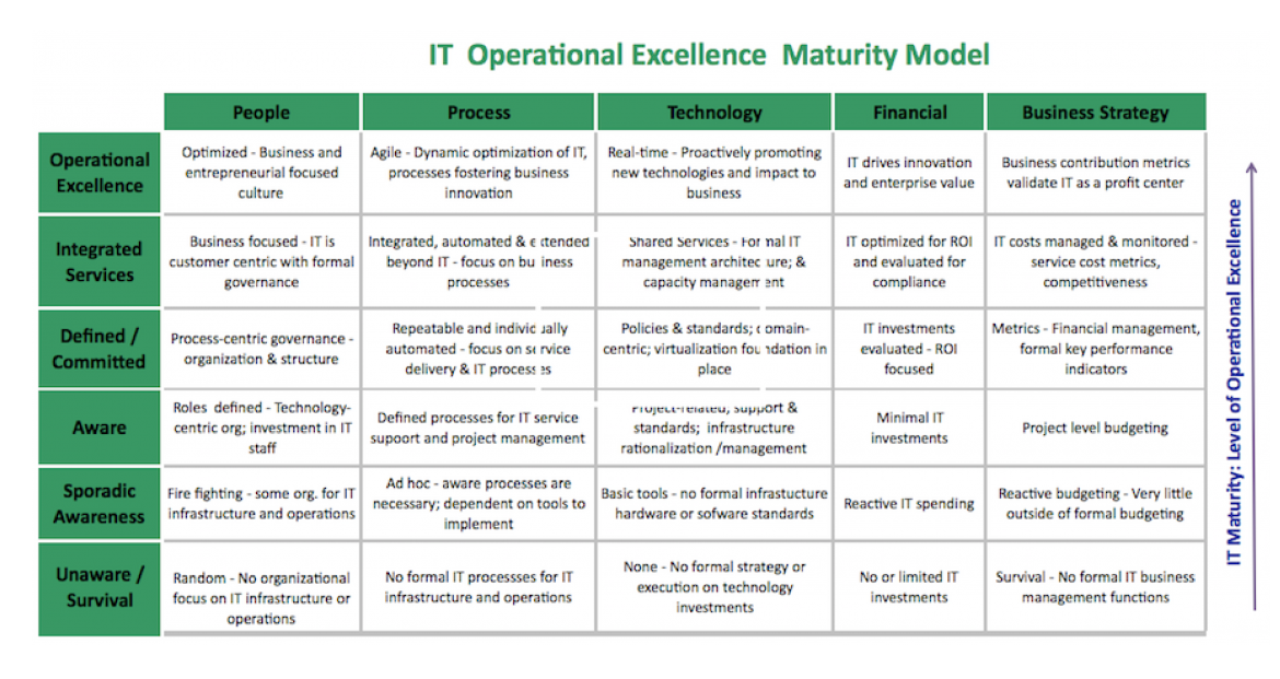 Double your ROI with IT Operational Excellence